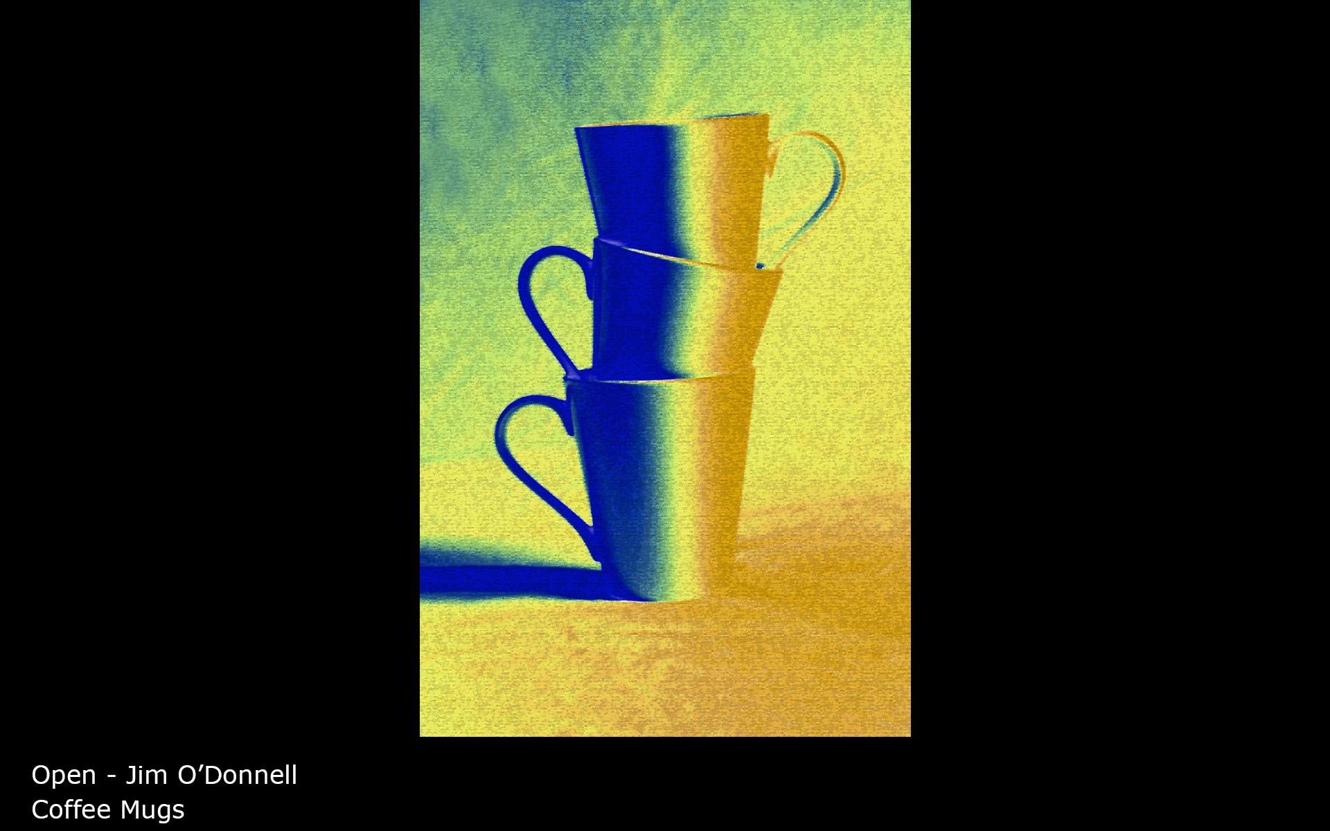 Coffee Mugs - Jim O'Donnell