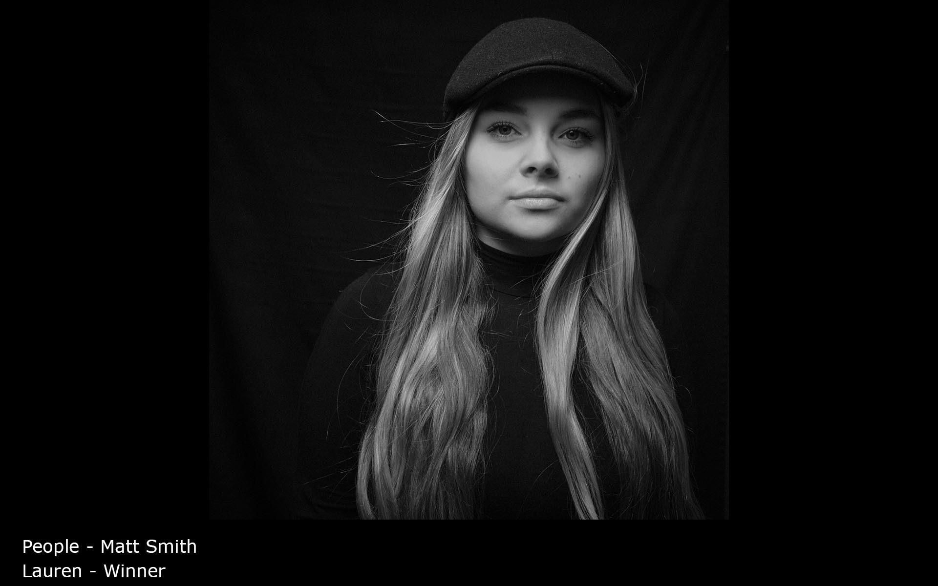Lauren - Matt Smith
