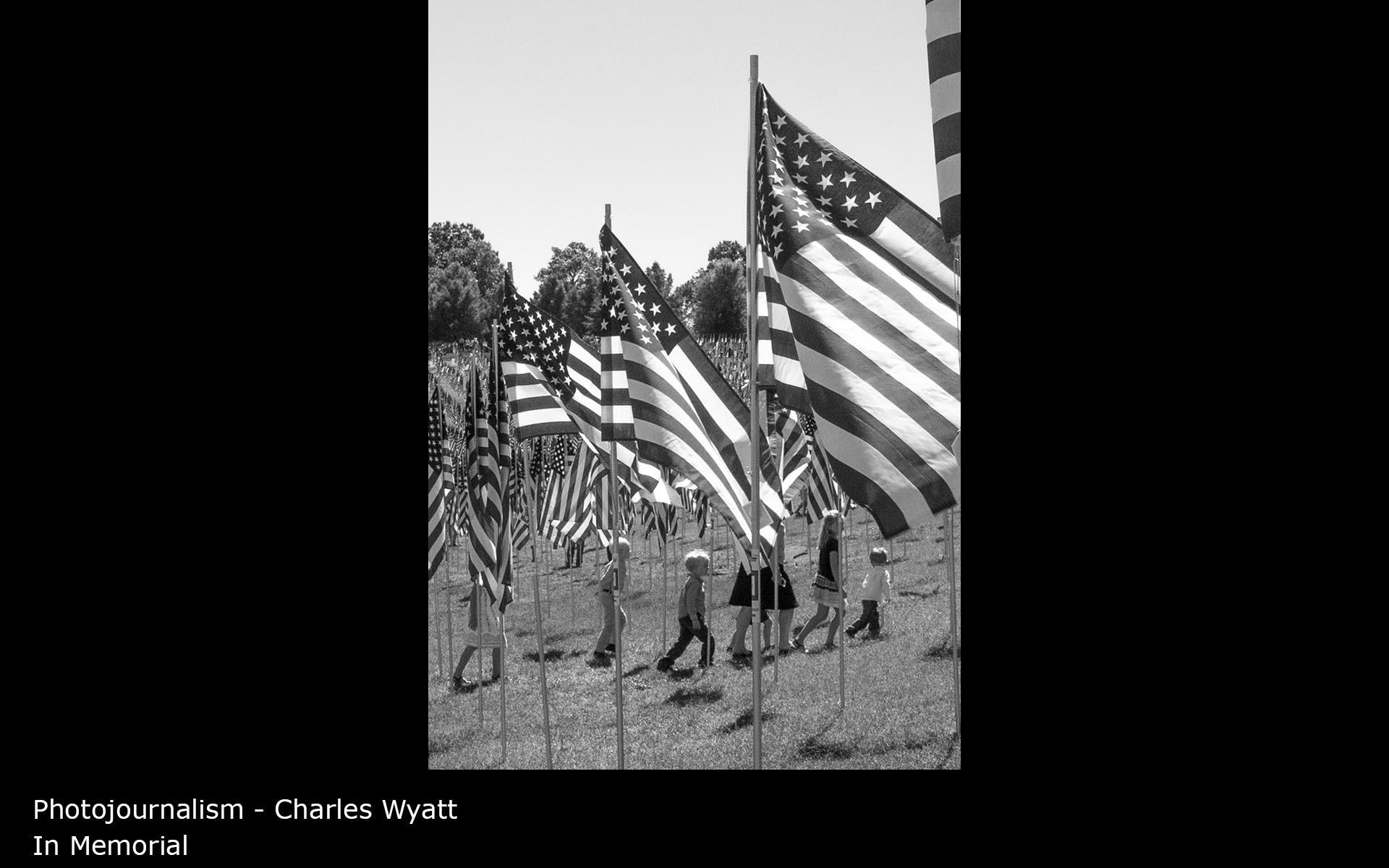 In Memorial  - Charles Wyatt