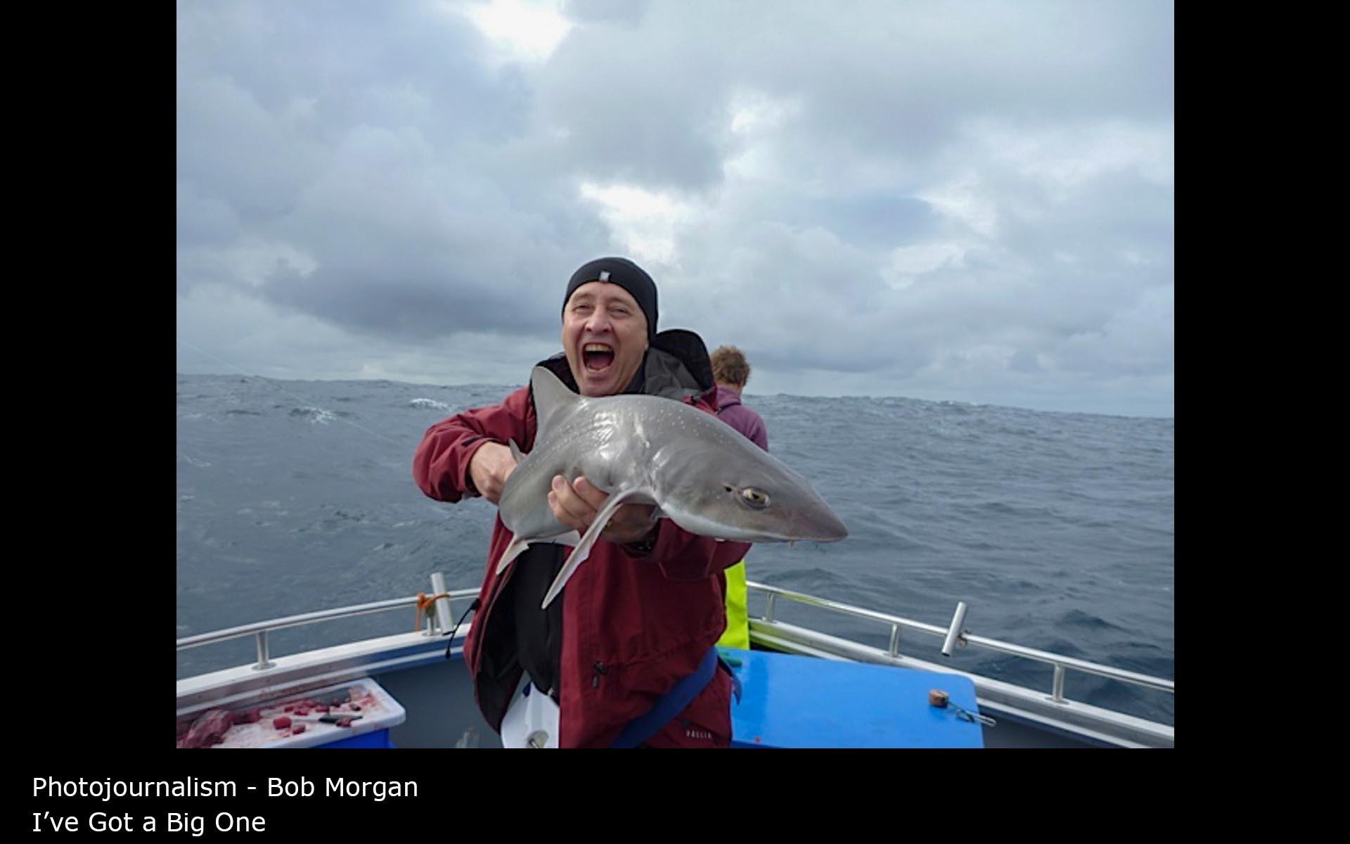 I've Got a Big One - Bob Morgan