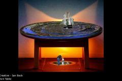 Torii Table - Ian Bock