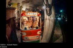 All aboard - Russell Mason