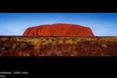 Uluru - Kyffin Lewis