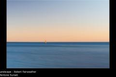 Mentone Sunset - Robert Fairweather