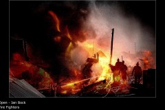 Fire Fighters - Ian Bock