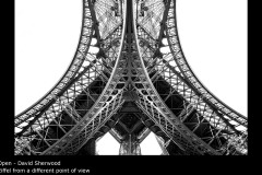 Eiffel from a different point of view - David Sherwood