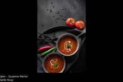 Paella Soup - Suzanne Martin