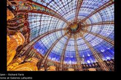 Dome at Galeries Lafayette - Richard Faris