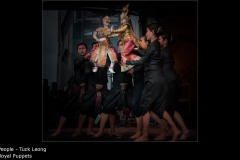 Royal Puppets - Tuck Leong