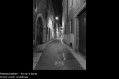 Verona under Lockdown - Richard Lang