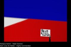 Black Lives Do Matter - Ralph Domino