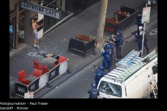 Standoff - Paul Fraser