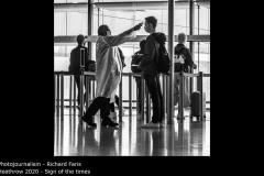 Heathrow 2020 - Sign of the times - Richard Faris