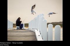 Gone Fishing - Marg Huxtable
