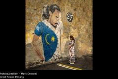 Street Scene Penang - Mark Devaraj