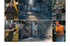 Men at Work - Jane Clancy (Best - Set Subject 'Industrial' - July 2019 PDI)