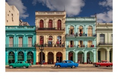 Colourful Cuba - Ruth Woodrow (Highly Commended - Open B Grade - Jun 2019 PDI)