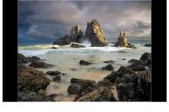 Sea Pillars - Peter King (Highly Commended - Open B Grade - Jun 2019 PDI)