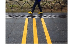 Yellow lines - Susan Brunialti (Commended - Set Subject - Lines - Jun 2019 PDI)