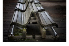 The Bench Seat - Jane Clancy (Commended - Set Subject - Lines - Jun 2019 PDI)