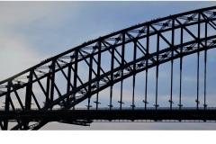 Bridge Climbers - Kate Morris (Commended - Set Subject - Lines - Jun 2019 PDI)