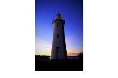 Merssey lighthouse - Lee-Anne Thomson (Commended - Open B Grade - Mar 2019 PDI)