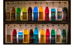 Coloured Bottles - David Sherwood (Commended - Open B Grade - May 2019 PDI)