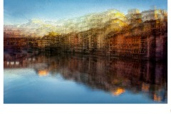 Ponte Vecchio Impressions - Jane Clancy (Commended - Set Subject - Oct 2019 PDI)