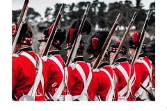 Fusiliers - Peter Black (Commended - Set Subject - Sep 2019 PDI)
