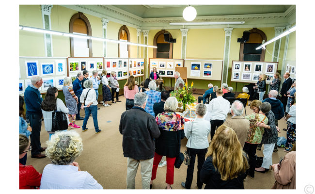 MCC International Women's Day Exhibition Opening February 2020 - Image Paul Dodd