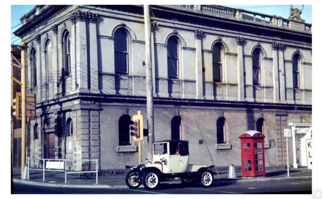 Old Freemason's Hall c1970 - Collection Ian Bock