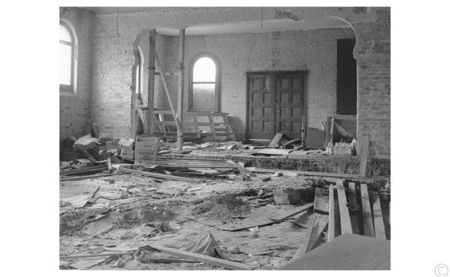 MCC Renovations - Collection of Ian Bock