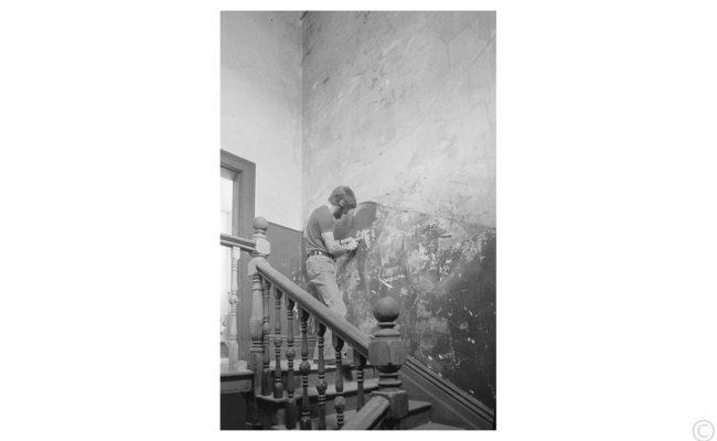 Old Freemason's Hall Renovations - Collection Ian Bock