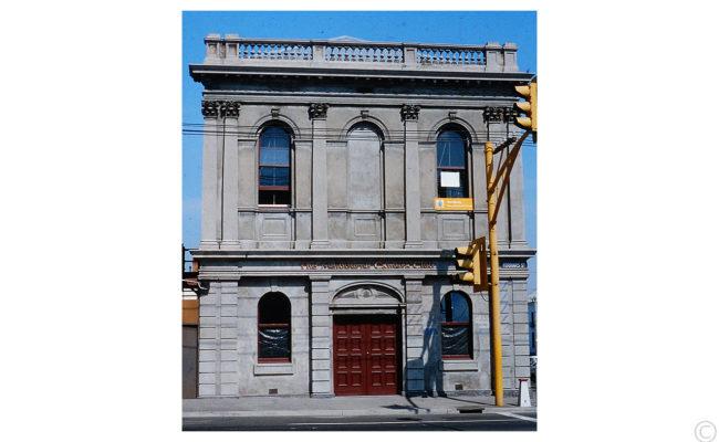 Old Freemason's Hall Renovated Mar 1980 - Collection Ian Bock