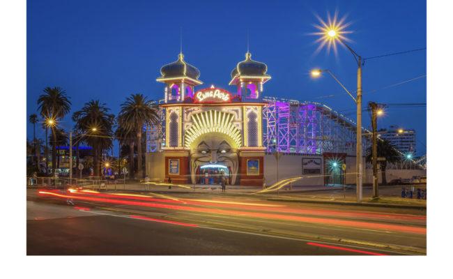 Luminous Luna Park - Brian Seddon